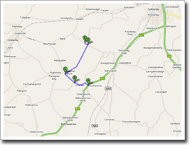 Directions from Collooney